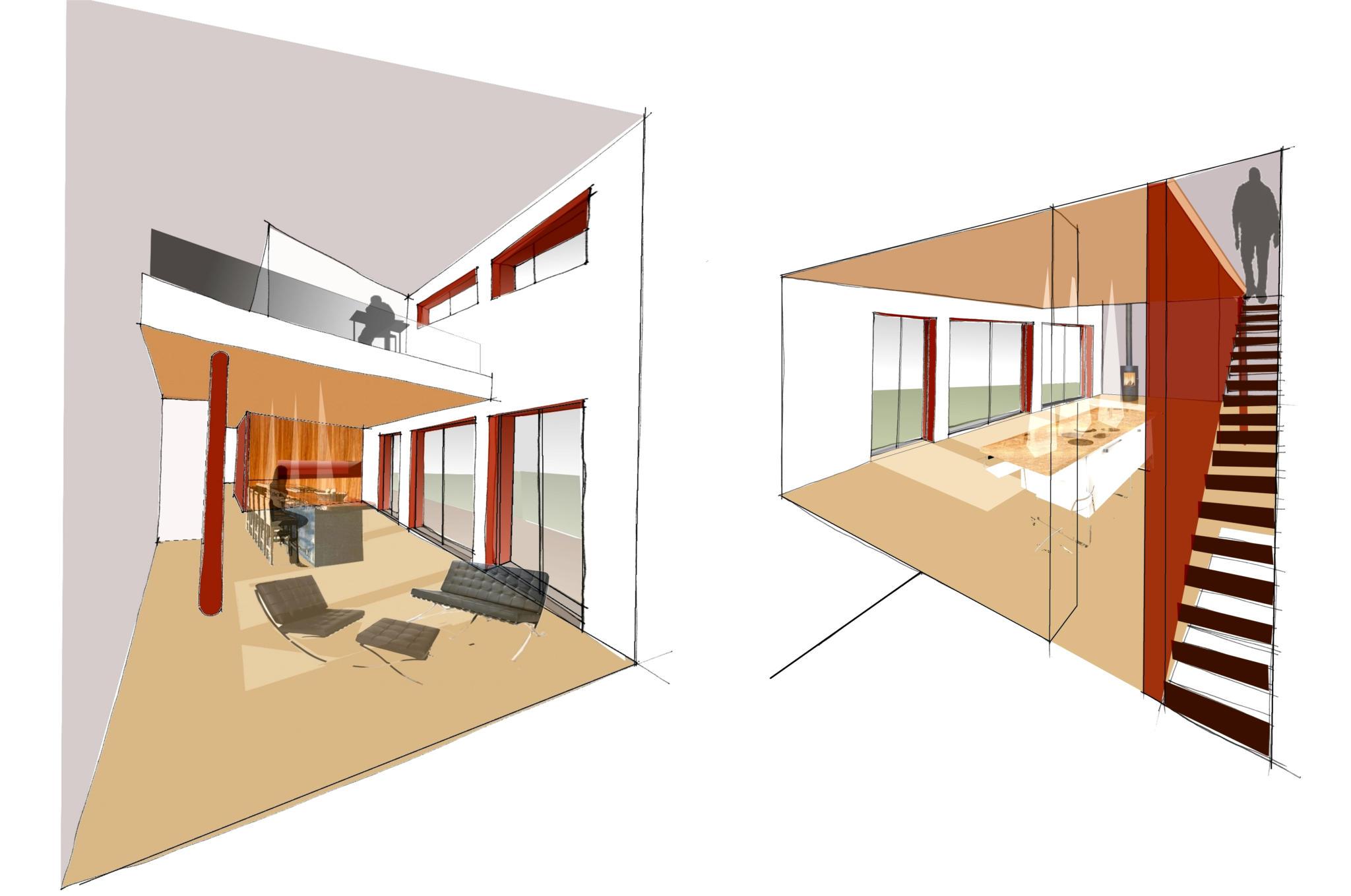 010 castanet maison passive federica lavezzo architecte for Architecte maison passive