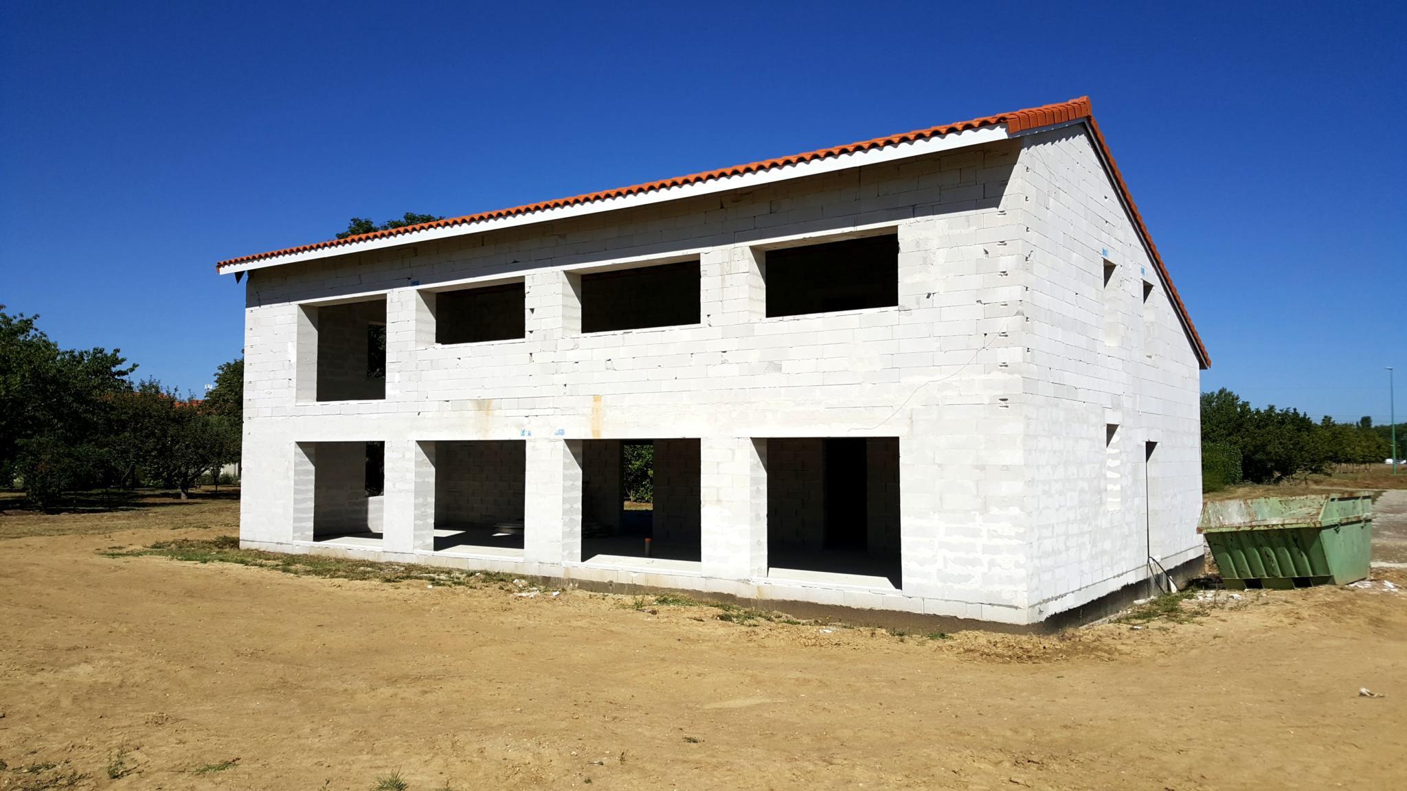 03 castanet maison passive federica lavezzo architecte for Architecte maison passive