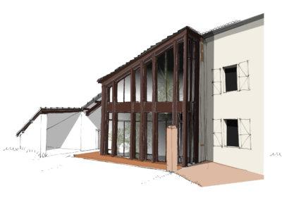 03_TARN_Serre bioclimatique renovation