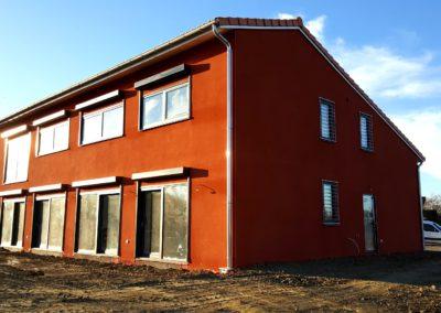 ARCHITECTURE BIOCLIMATIQUE : Construction d'une maison individuelle bioclimatique et passive – Castanet Tolosan 31