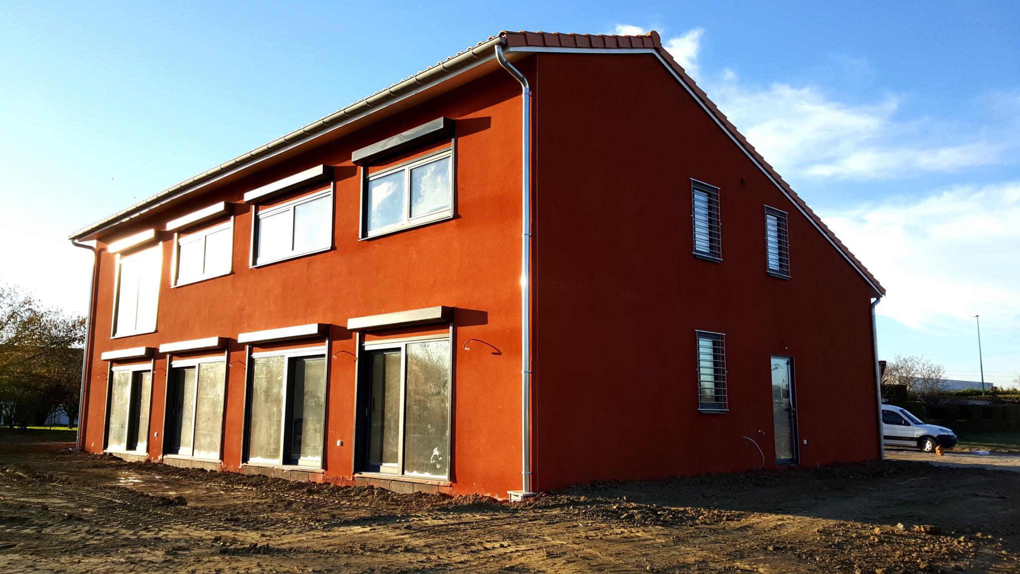 04 castanet maison passive federica lavezzo architecte for Architecte maison passive