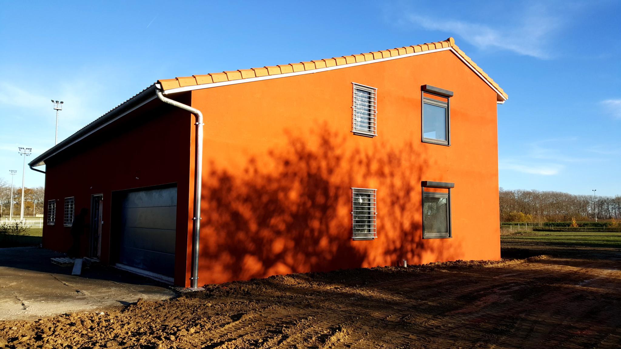07 castanet maison passive federica lavezzo architecte for Architecte maison passive