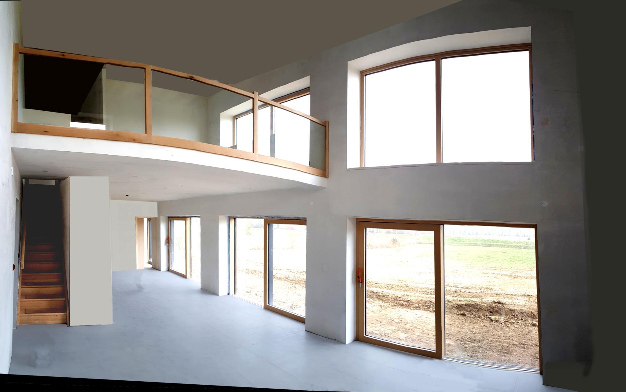 08 castanet maison passive federica lavezzo architecte for Architecte maison passive