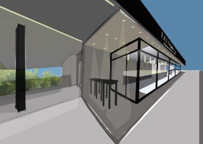 TERTIAIRE : Transformation/Création d'un magasin – Toulouse 31