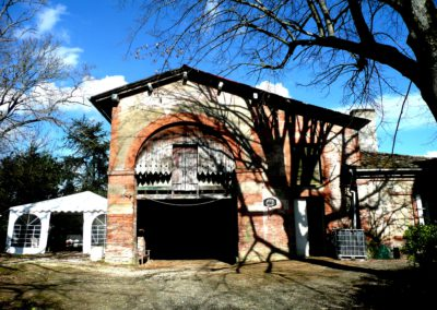 RENOVATION DE CARACTERE TERTIAIRE : Réhabilitation/transformation d'un château – Odars 31
