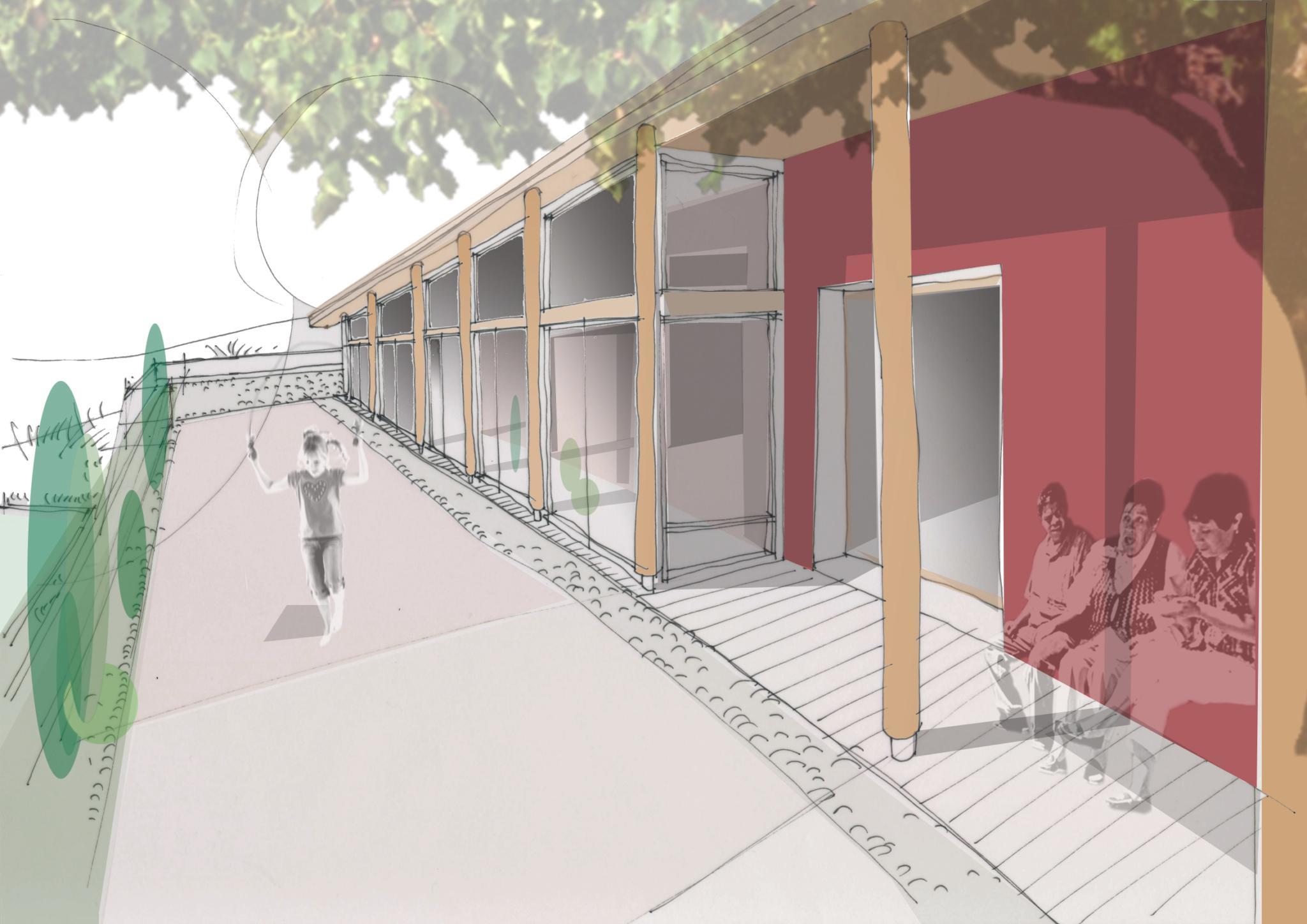 01 tillac maison ecologique federica lavezzo architecte. Black Bedroom Furniture Sets. Home Design Ideas