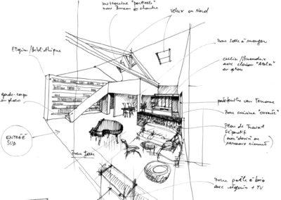 00_LISLE SUR TARN_Création loft_Federica Lavezzo architecte (19)