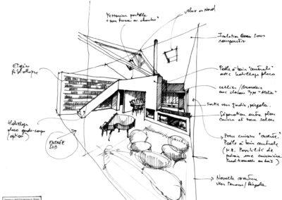 00_LISLE SUR TARN_Création loft_Federica Lavezzo architecte (20)